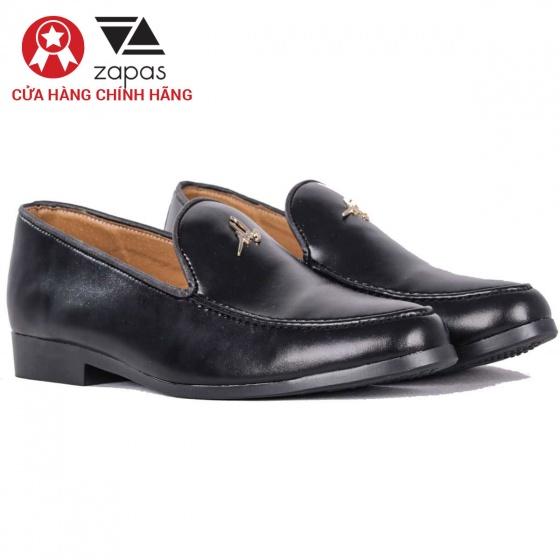 Giày lười nam thời trang Zapas GL019BA - tặng balo du lịch Glado