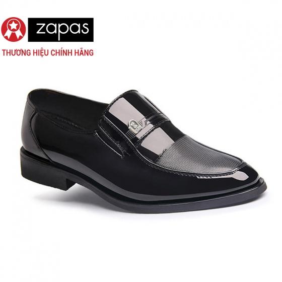 Giày lười nam thời trang Zapas GT004 - tặng balo du lịch Glado BLL014BA
