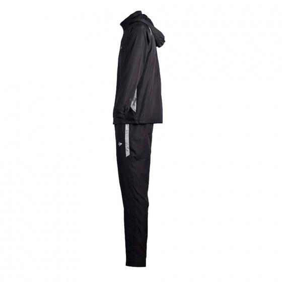 Bộ quần áo gió nam Dunlop - DBGF8150-1-BK01 (đen)