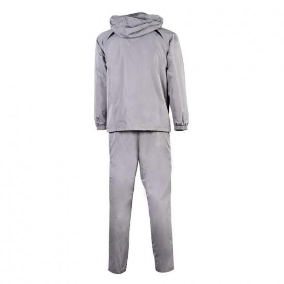 Bộ quần áo gió nam Dunlop - DBGF8150-1-GY04 (Xám)
