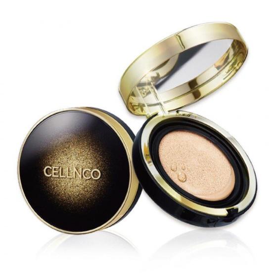 Phấn nền trang điểm Cellnco  (Màu 21 - Màu be trắng sáng)