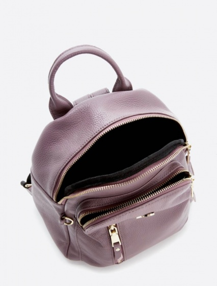 Balo nữ Edison Michael 8926#Purple (23 x 28 cm) - Tím