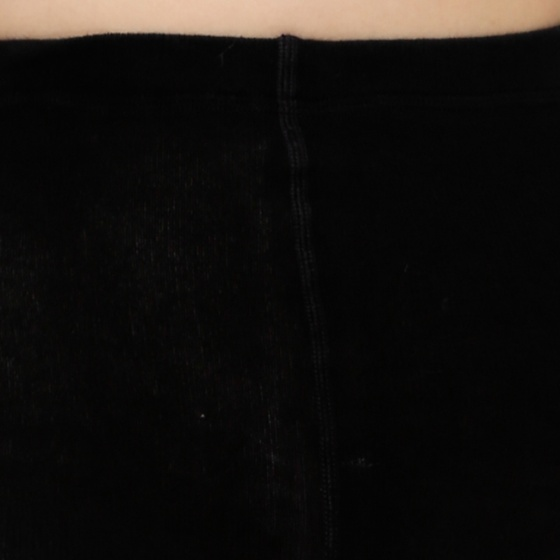 Quần legging cao cấp màu đen VM002