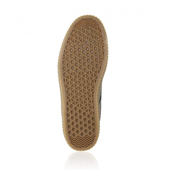 Giày sneaker nam Sutumi M012 - Xám