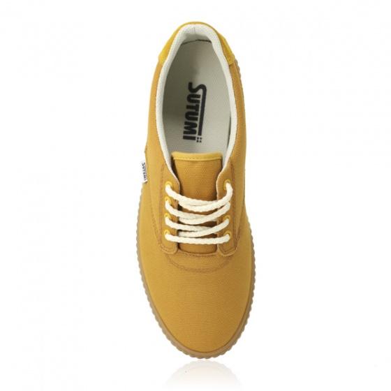 Giày sneaker nam Sutumi M012 - Vàng