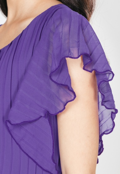 Đầm suông cách điệu HK 629