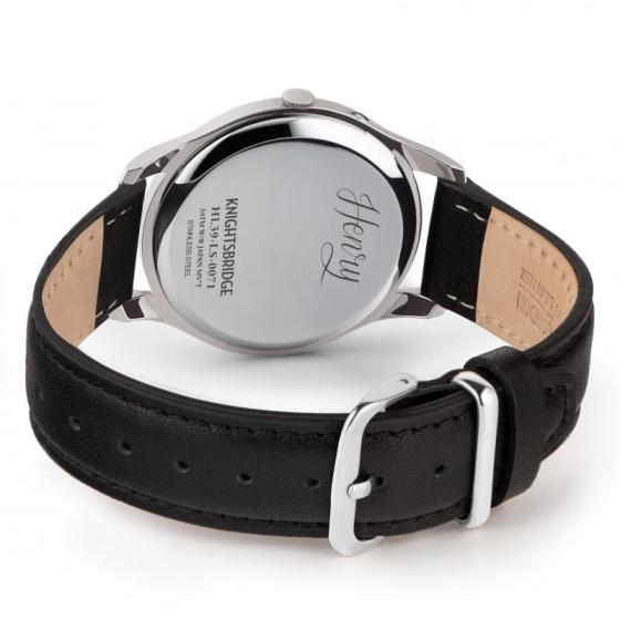 Đồng hồ nam Henry London HL39-LS-0071 Knightsbridge