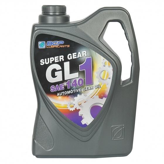 Nhớt hộp số ô tô - BCP SUPER GEAR GL-1 140 - 5L