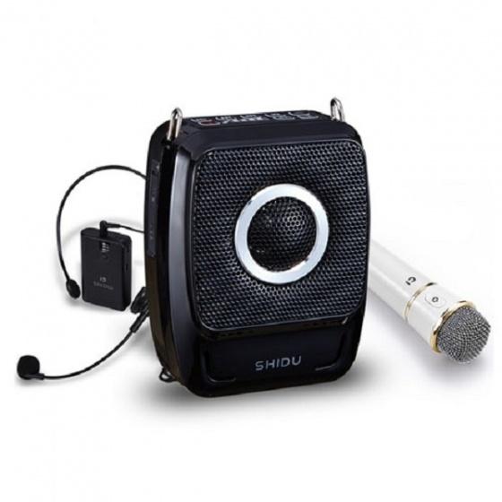 Máy trợ giảng không dây UHF wireless Shidu SD-S92 chính hãng