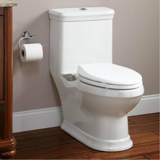 Vòi rửa vệ sinh thông minh Luva Bidet LB202