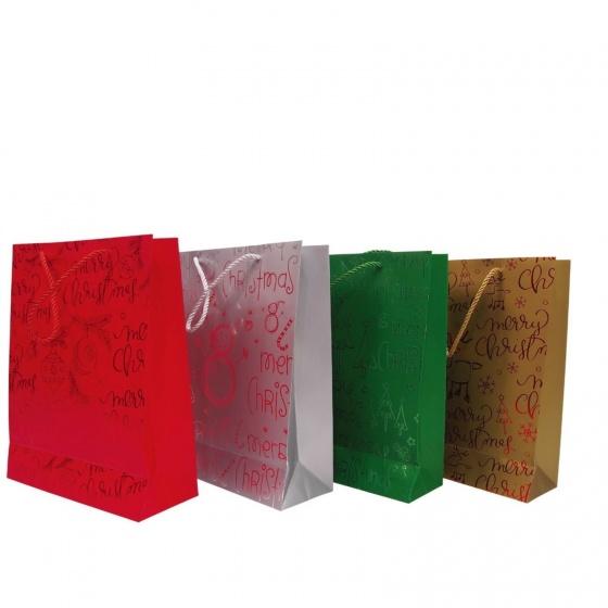 Túi đựng quà tặng  có nhãn Hi_XB1031 - Giao ngẫu nhiên