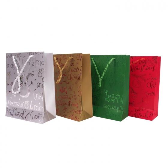 Túi đựng quà tặng có nhãn Hi_XB1030 - Giao ngẫu nhiên