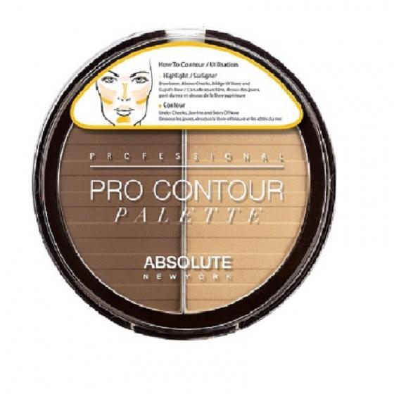 Bảng tạo khối Pro contour palette Apc02 - medium