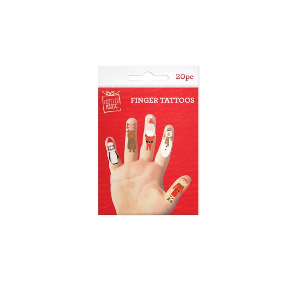 Hình xăm ngón tay_XB3020-Giao ngẫu nhiên