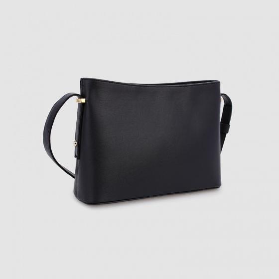 Túi hộp đeo chéo nữ dáng chữ nhật Idigo FB2-355-00
