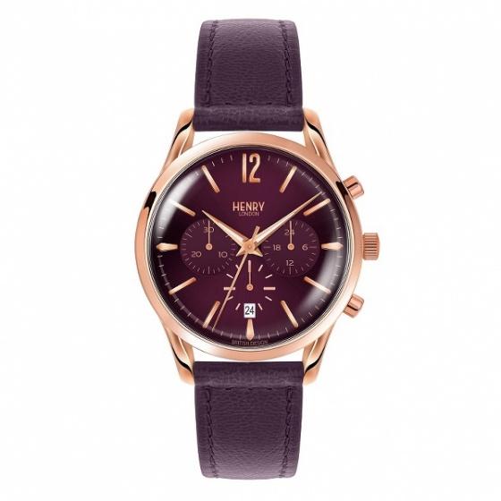 Đồng hồ Henry London HL39-CS-0092 HAMPSTEAD
