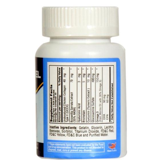 Viên uống bổ khớp, ngăn ngừa thoái hóa khớp Omexxel Arthri 30 viên