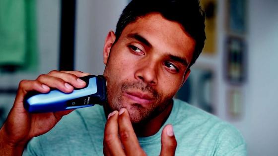 Máy cạo râu Philips S1070 (Xanh) - Hãng phân phối chính thức