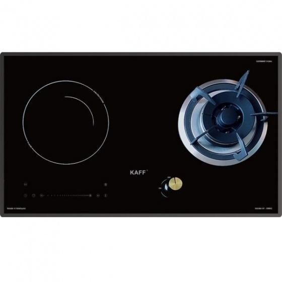 Bếp gas kết hợp từ KF-088IG - tặng hút mùi và bộ nhà bếp cao cấp trị giá 2.500.000đ