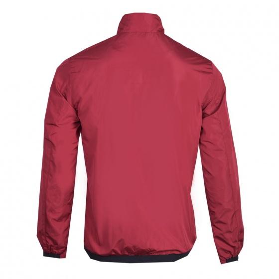 Áo gió nam Dunlop - DAGF8146-1-DBK04 (đỏ đen)