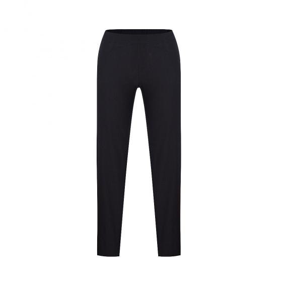 Quần jean nữ trơn màu đen Hàn Quốc Orange Factory EQP9L344 WSB