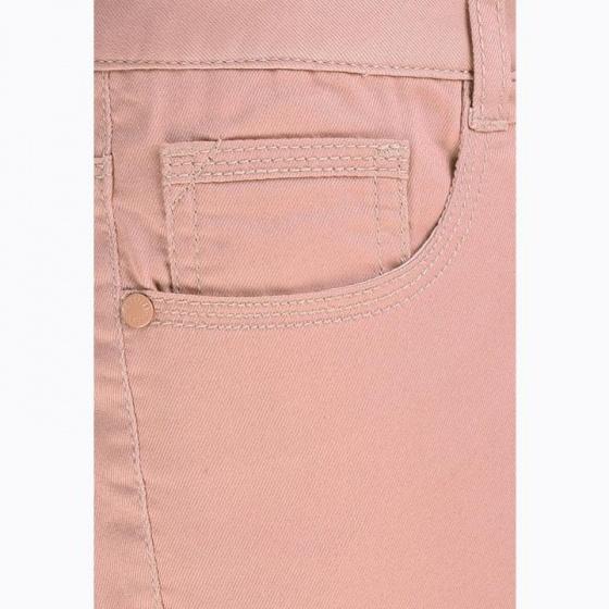 Quần jean nữ trơn màu hồng Hàn Quốc Orange Factory EQP9L348 WSP 26