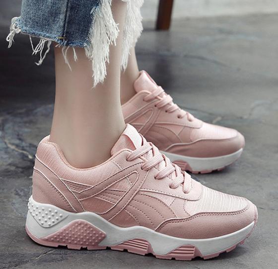 Giày sneaker thể thao nữ Passo G154