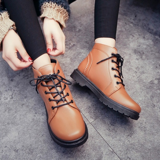 Giày boot nữ Passo G175