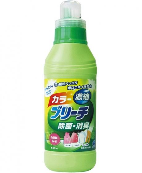 Nước tẩy quần áo màu Daichi 600ml - Nội địa Nhật Bản