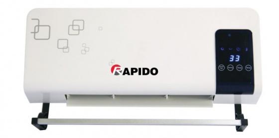 Máy sưởi gốm Ferroli - Rapido RCH2000-M - Điều khiển tại chỗ , bảo hành 12 tháng chính hãng