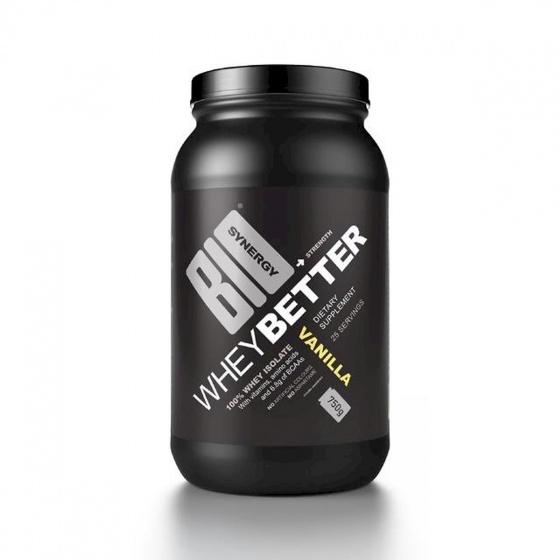 Sữa tăng cơ cao cấp Bio Synergy Whey Better 750g