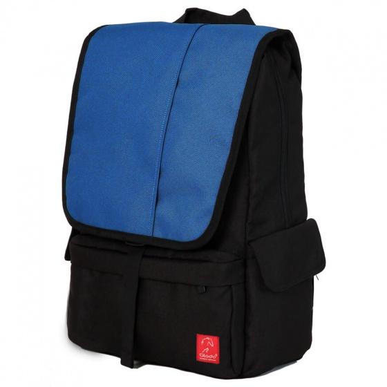Balo laptop du lịch Glado Wander GWD003 (màu xanh)