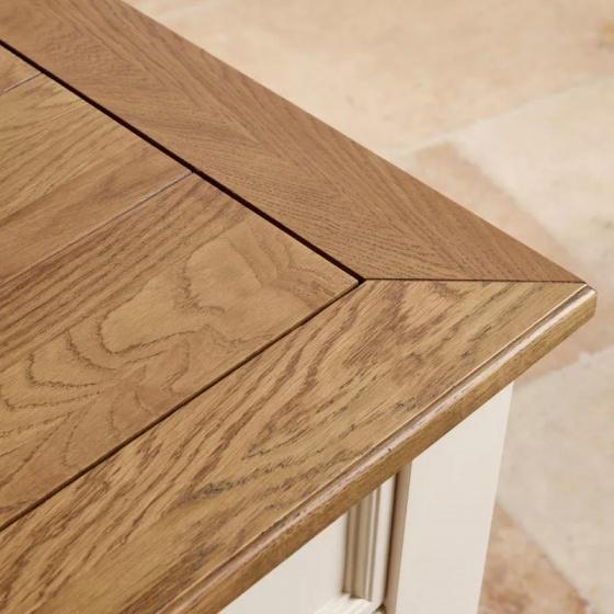 Tủ trữ đồ 2 cánh Shutter gỗ sồi - IBIE