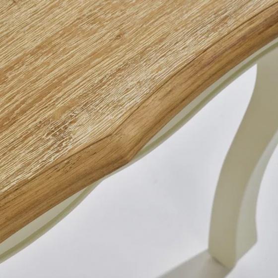 Tủ chén thấp Bella loại lớn gỗ sồi