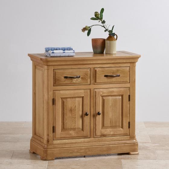 Tủ trữ đồ 2 cánh Canterbury gỗ sồi - IBIE