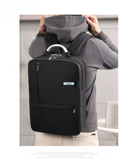 Balo laptop unisex cao cấp Praza - BL166