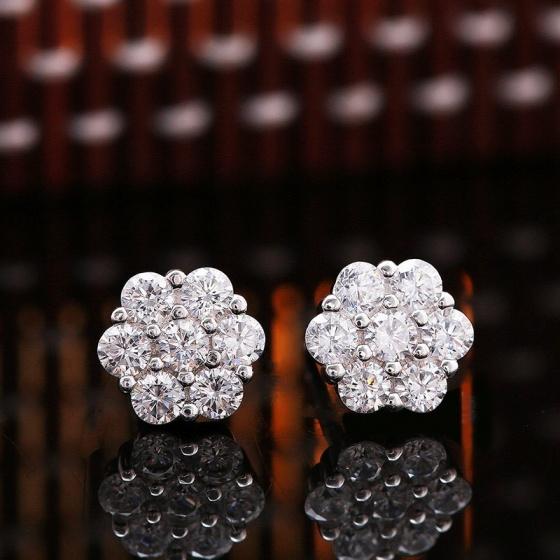 Bộ trang sức bạc Shinee Flower