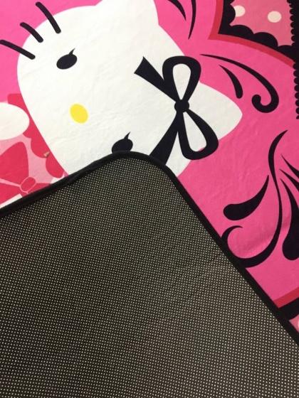 Thảm nhung Hello Kitty khổ lớn TSN41