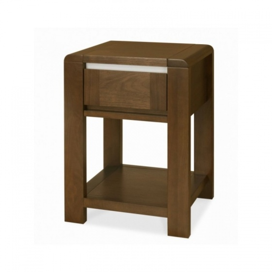 Tủ đầu giường 1 ngăn kéo Casa gỗ óc chó