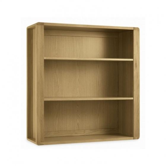 Tủ sách thấp Casa gỗ sồi