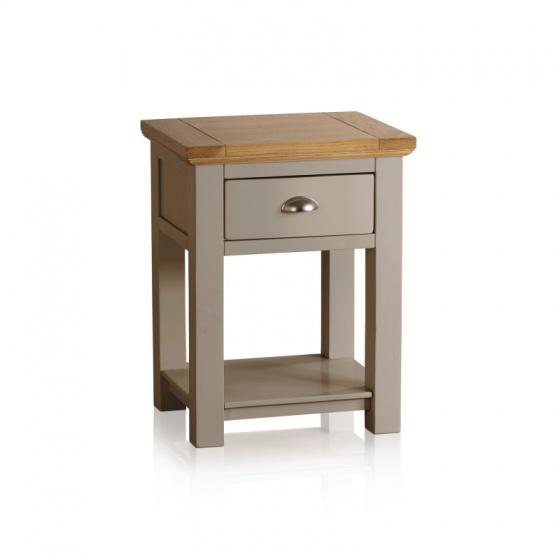 Tủ đầu giường 1 ngăn kéo St.Ives gỗ sồi