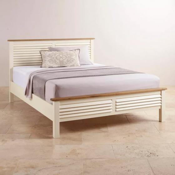 Giường Shutter gỗ sồi - IBIE