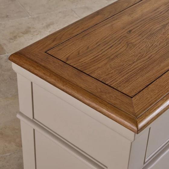 Tủ ngăn kéo 3+2 Shay gỗ sồi - IBIE