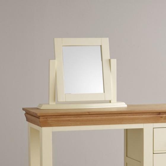 Gương để bàn Country Cottage gỗ sồi - IBIE