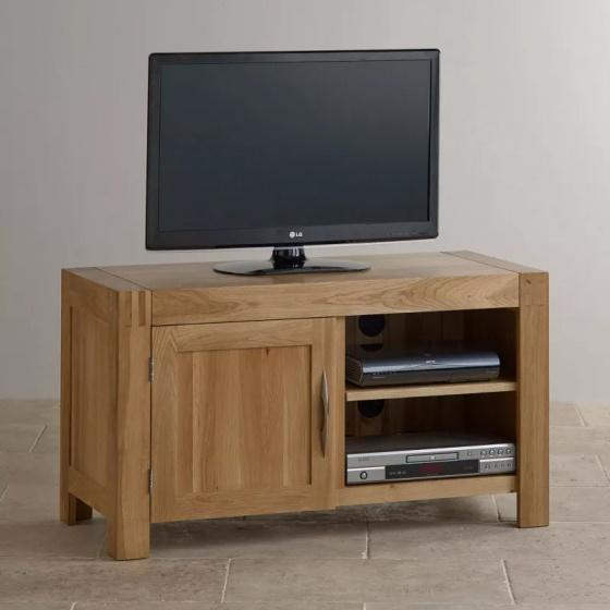 Tủ TV 1 cánh Alto gỗ sồi - IBIE