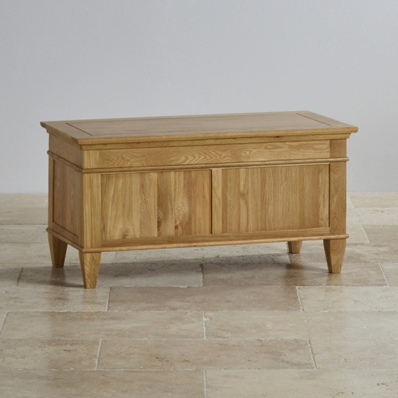 Rương Classic gỗ sồi