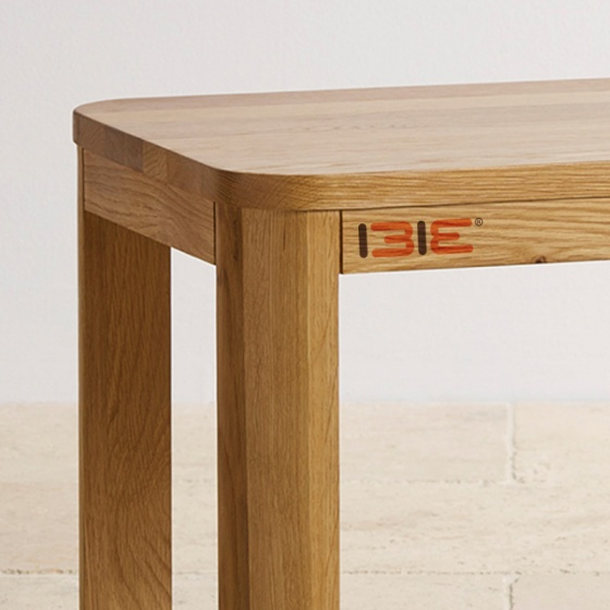 Ghế Romsey gỗ sồi - IBIE