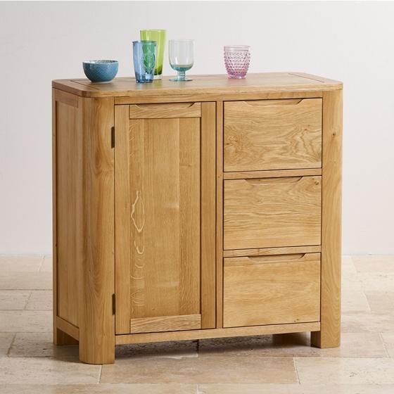 Tủ trữ đồ Romsey gỗ sồi