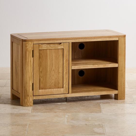 Tủ TV Romsey 1 cánh gỗ sồi - IBIE