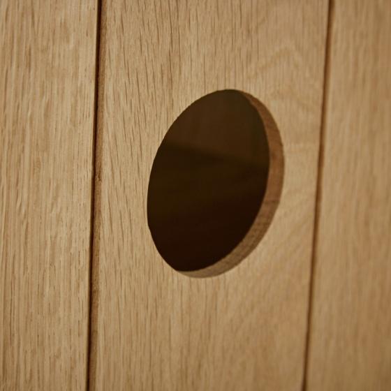 Tủ ti vi 1 cánh Rivermead gỗ sồi